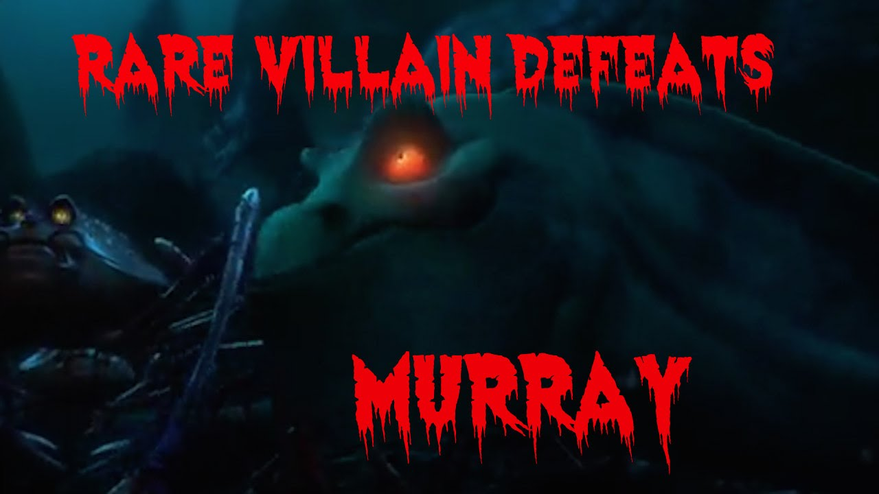 rare villain defeats murray youtube