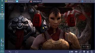 Infinity Blade Saga (Emulator for PC)