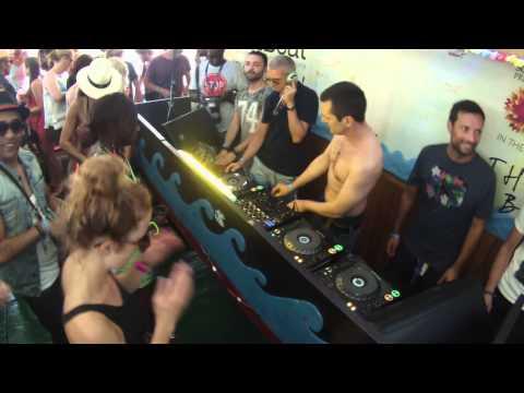 Luis Radio - David Fiorese - Souldynamic @ SUNcéBEAT 2015 / Tisno / Croatia