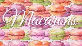 Macarons PreGel