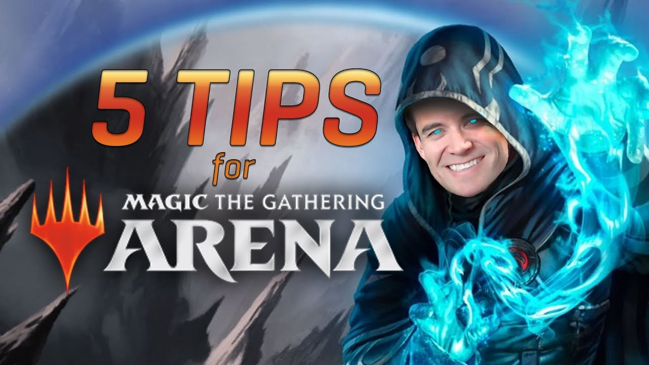 5 Tips For MTG Arena *Sponsored*