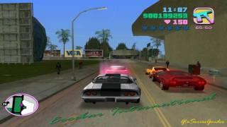 Terminal Velocity - Race #1 - GTA: Vice City