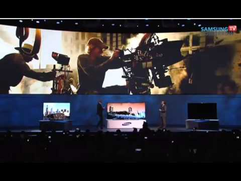 Michael Bay loses prompter at CES 2014