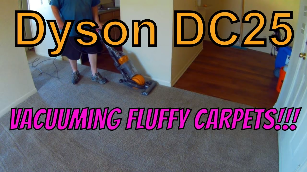 Dyson Hard To Push On Thick Carpet Tyres2c