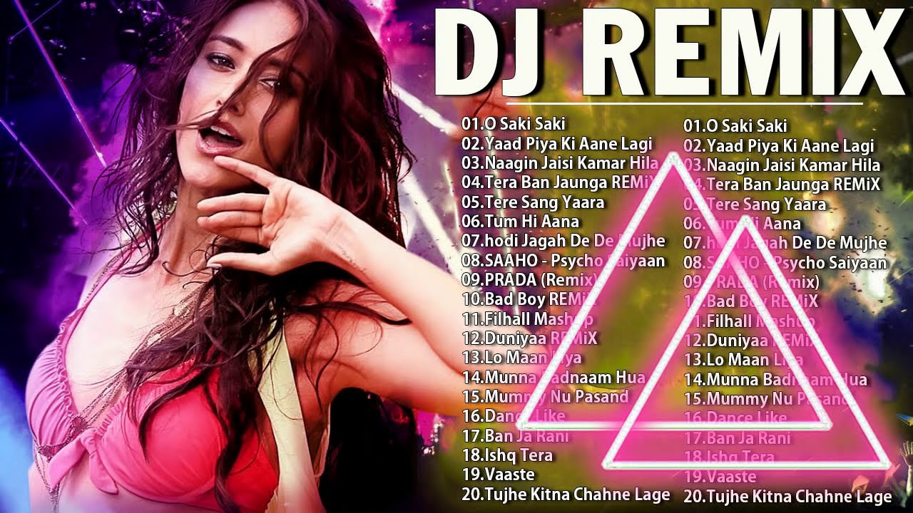 NEW HINDI REMIX MASHUP SONG 2020 - Latest Bollywood Remix Songs 2020 - Best INDIAN Songs