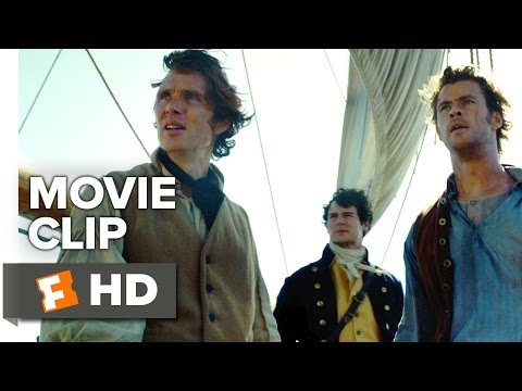 In the Heart of the Sea Movie CLIP - We're Heading Into a Storm (2015) - Chris Hemsworth Movie HD from YouTube · Duration:  47 seconds