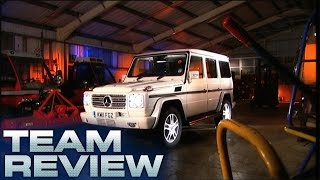 Team Review Mercedes G Class Fifth Gear