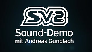 KORG SV-2(S) Sound Demo mit Andreas Gundlach. All Playing, No Talking!