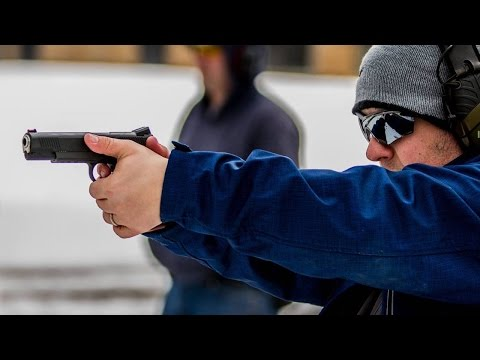 Part One: My Story Of The Springfield Armory Range Officer Operator 9mm 1911