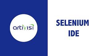 02. Selenium IDE