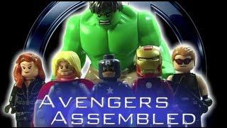 Lego Avengers Assembled
