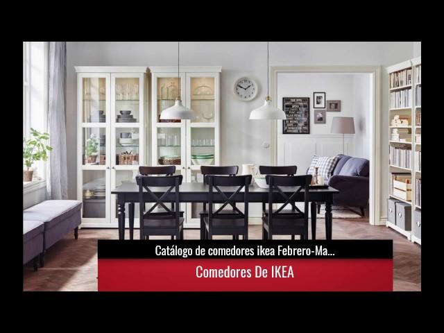 Muebles Comedor Ikea Paso a Paso | Inspiración De Belleza