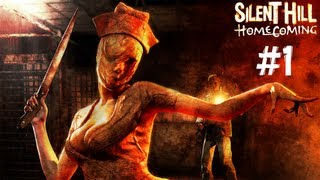 Silent Hill Homecoming - Walkthrough Part 1 - Alchemilla Hospital