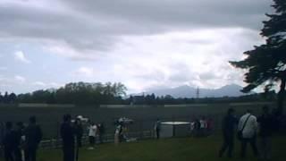2012スーパーGT第2戦富士100R ランボルギーニガヤルド