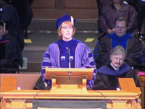 New Student Convocation 2013