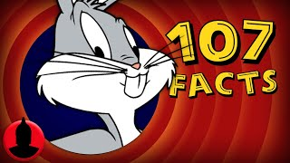 107 Looney Tunes Facts YOU Should Know! - Cartoon Facts! (107 Facts S7 E16)