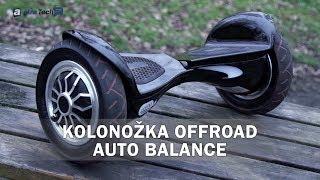Kolonožka Offroad Auto Balance: Vychytané a skladné vozítko! - AlzaTech #720