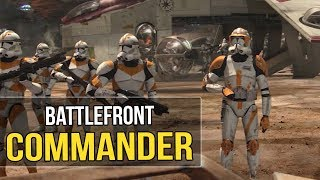 Star Wars Battlefront Commander - The Clone Wars First Look