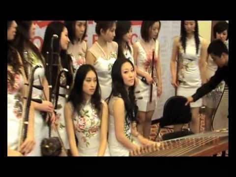 ViVA Girls - I Will Survive BTS (Shanghai 5.12.2010)