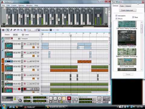 Reason 4.0 Sample Beat +MPC 5000. Noahg Beats