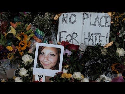 Memorial service for Charlottesville victim Heather Heyer