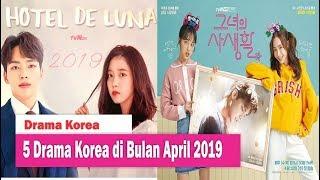 Video Berikut 5 Drama korea yang tayang di bulan April 2019 download MP3, 3GP, MP4, WEBM, AVI, FLV November 2019