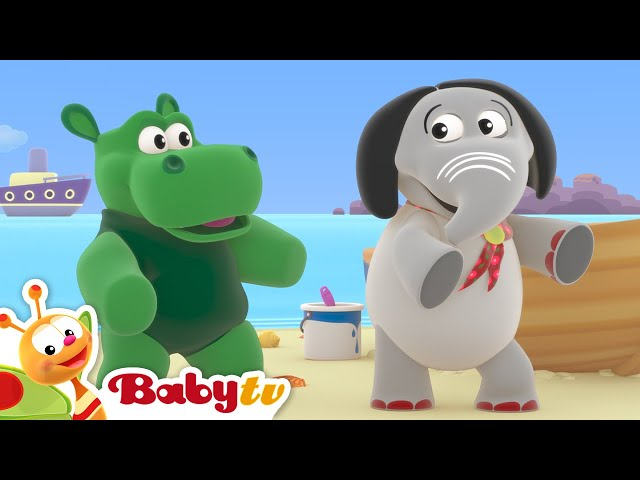 If You're Happy and You Know It 😃 (Remastered with Lyrics) | Nursery Rhymes & Songs for Kids| BabyTV