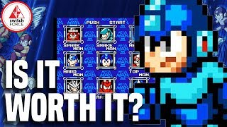 Mega Man Legacy Collection Switch Review! IS IT WORTH IT? BUY/PASS?