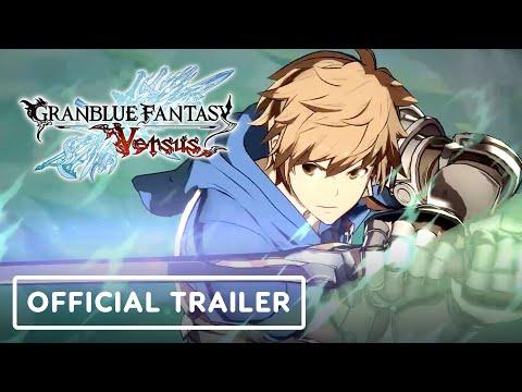 Granblue Fantasy: Versus - Official Gran Character Trailer