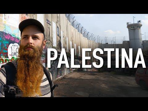 En PALESTINA Viven Atrapados Por Un Muro | Conflicto Israel Y Palestina