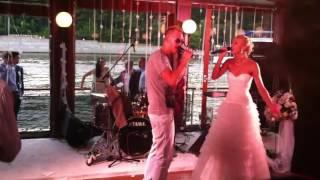Свадьба Ольги Бузовой   выступление T Killah