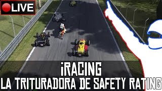 iRacing || La trituradora de Safety Rating (Skippy @ Monza) || LIVE