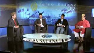 Jalsa Salana UK 2009  : Intikhab-e-Sukhan - Part 1(Urdu)