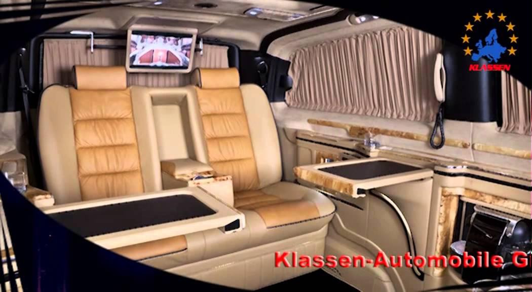 First Class Minivans 183 Mercedes Viano Ambiente Viano