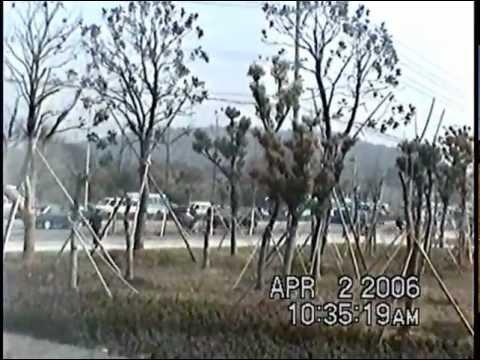 2006-04-02: Part C: Wuxi to Yixing, Jiangsu, China