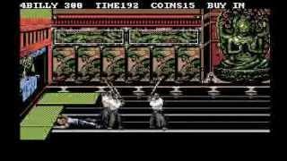 Double Dragon 3 (1991) MS-DOS PC Game Playthrough