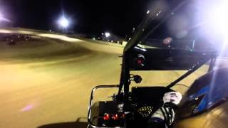 Wicked In-Car from Atchison County Raceway Spring Fling
