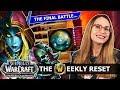 8.2 Reveals The Final Boss Of BfA... Secrets, The New Azerite Meta & Mount Equipment: WoW News