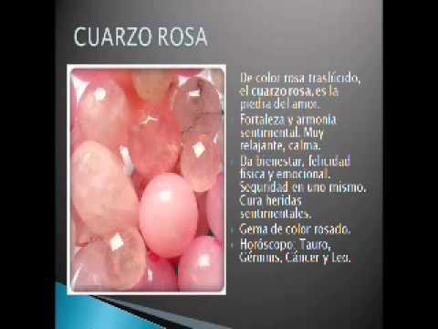 Cuarzo rosa significado de la piedra youtube for Cual es el color piedra