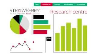 Strawberry Invest - Manage your savings & investments online