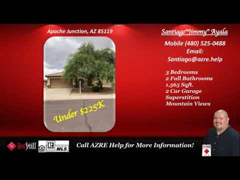 Who is the best real estate agent in Apache Junction AZ 85119