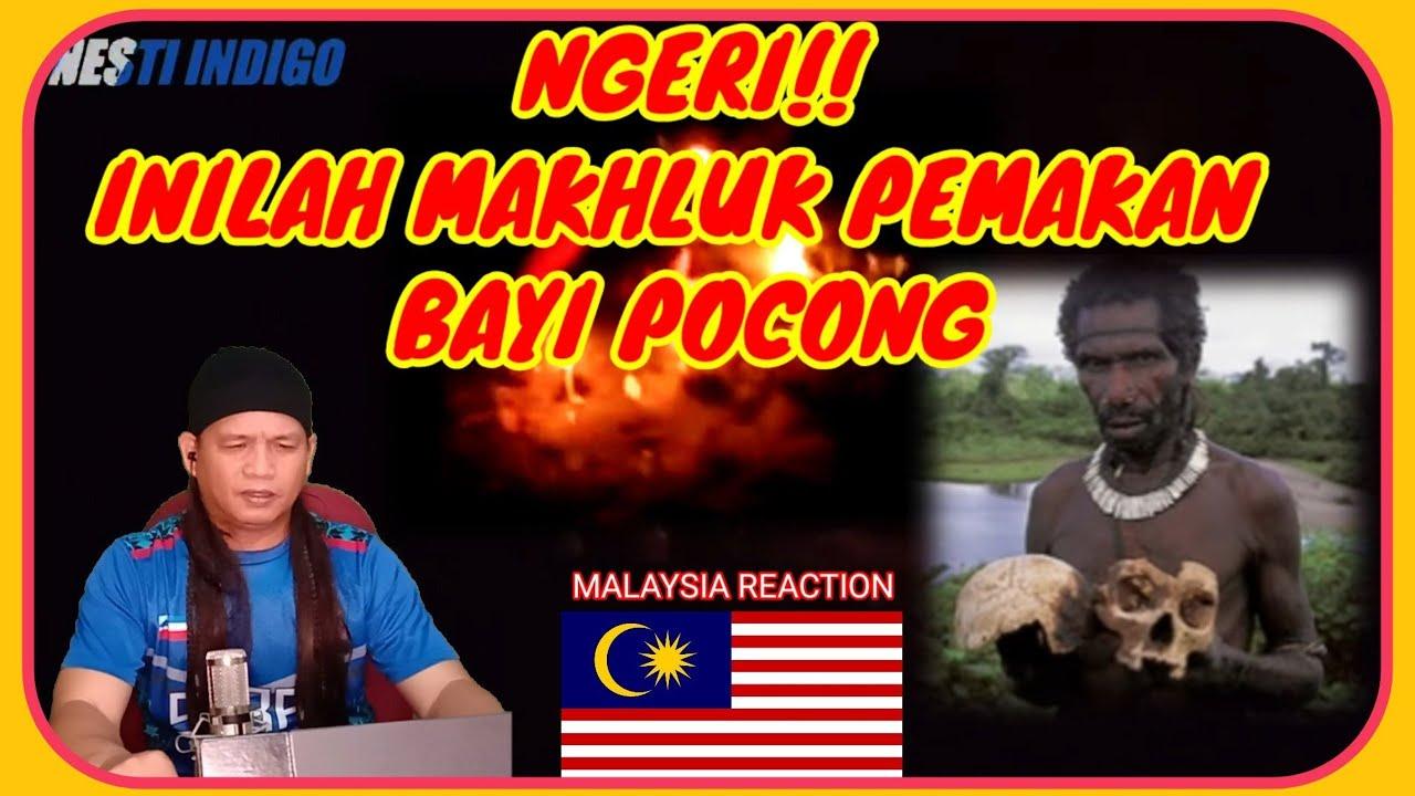 🔴 NESTI INDIGO BERTEMU MAKHLUK PEMAKAN BAYI POCONG || Malaysia Reaction