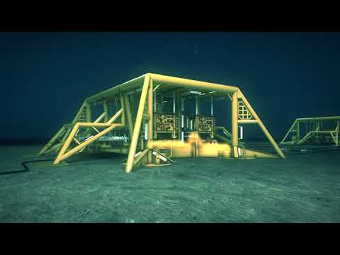 3D animation: The Maria Subsea Field, Norway (English)