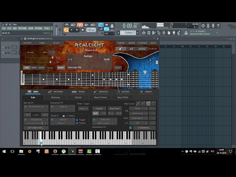 MusicLab RealEight 4 - TEST