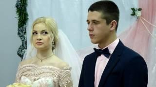 Венчание Виталия и Эвелины. 14.01.17. Киев. церковь