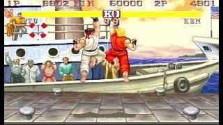 [TAS] Ryu VS Ken (SFII: Champion Edition)