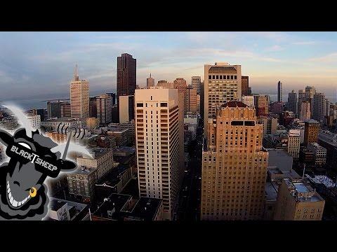 Impresionante vídeo de San Francisco desde el aire hecho con un Drone