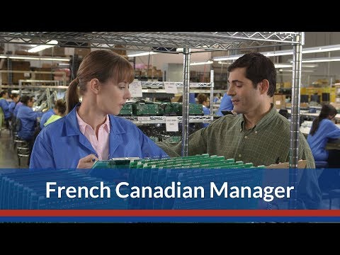 Training for a Harassment-Free Workplace — Manager Version Canada - French