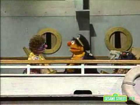 Classic Sesame Street   Ernie s Love Boat