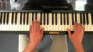 Apologize - Timbaland feat. One Republic, piano cover with legal download link
